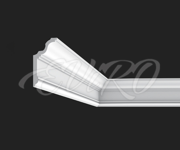 Gypsum crown moldings EViRO m. 115